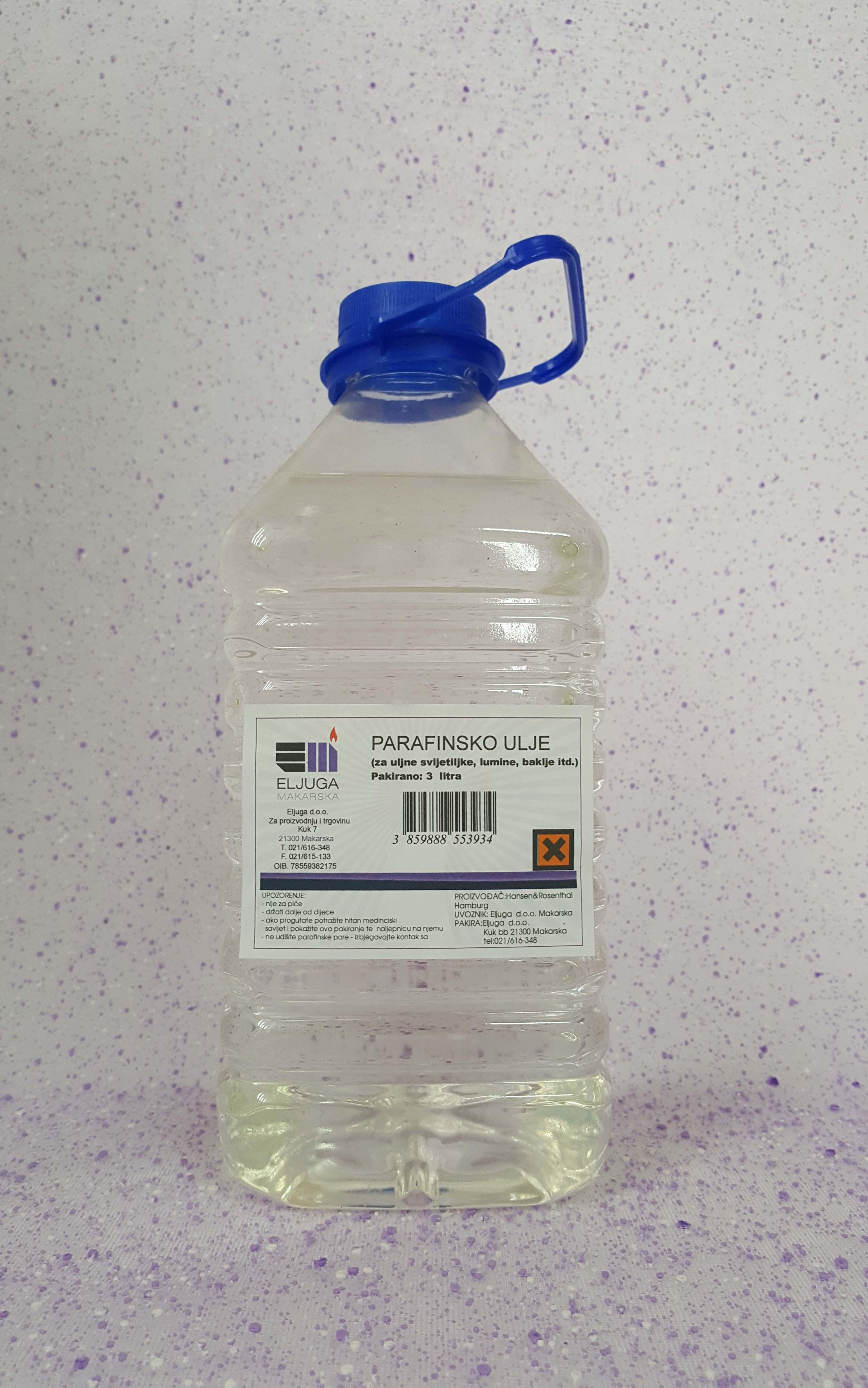 Parafinsko ulje 3L