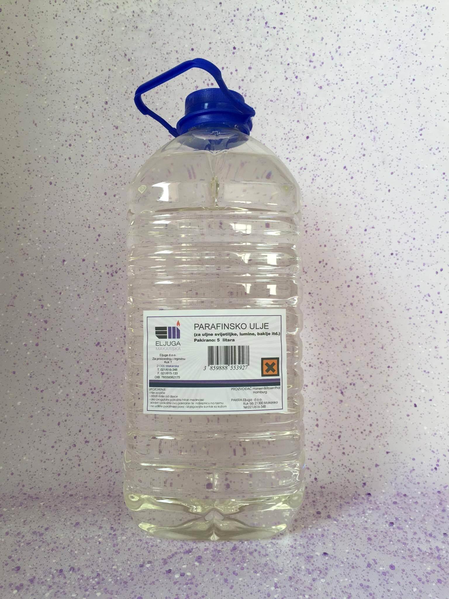 Parafinsko ulje 5L
